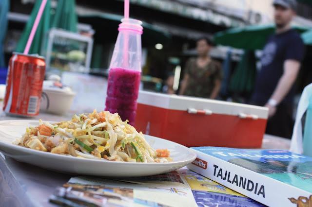 Gdzie na wakacje do Azji - Tajlandia - pad thai