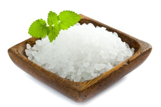 Морската Сол Незаменим Лек при 100 Болежки