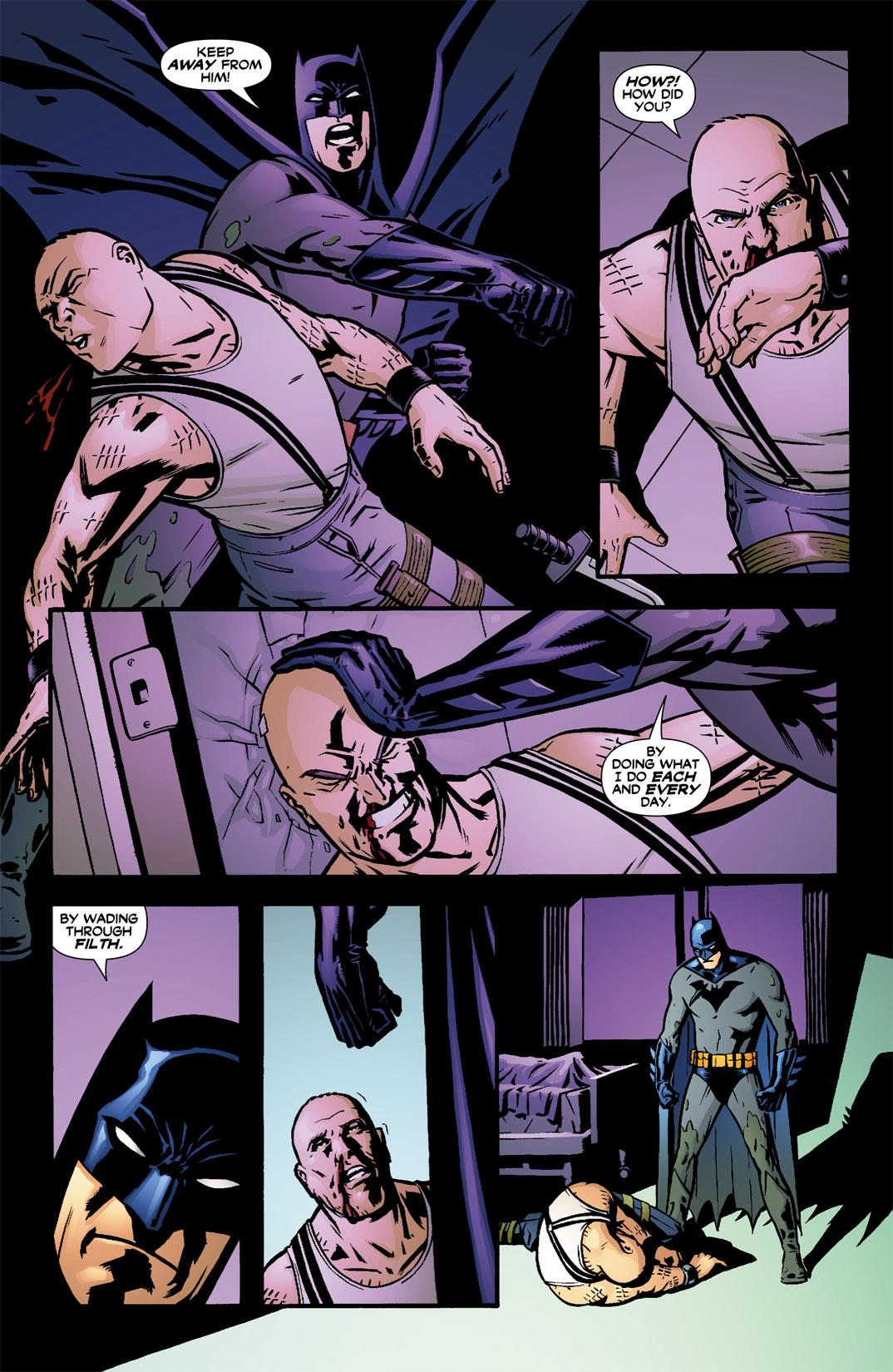 Detective Comics (1937) 816 Page 20