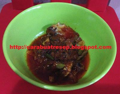 Resep Ikan Sarden Kalengan Segar Homemade Pedas Cabe Petai Sederhana Spesial Asli Enak CARA MEMASAK IKAN SARDEN KALENG SEGAR