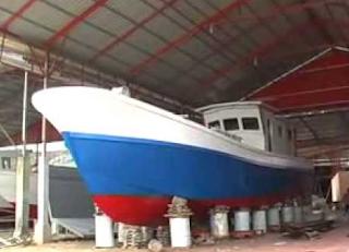 geladak kapal deck