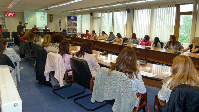 Εκπαίδευση πολιτών στις Πρώτες Βοήθειες - ΚΑΡΠΑ πραγματοποιήθηκε στην Ορεστιάδα