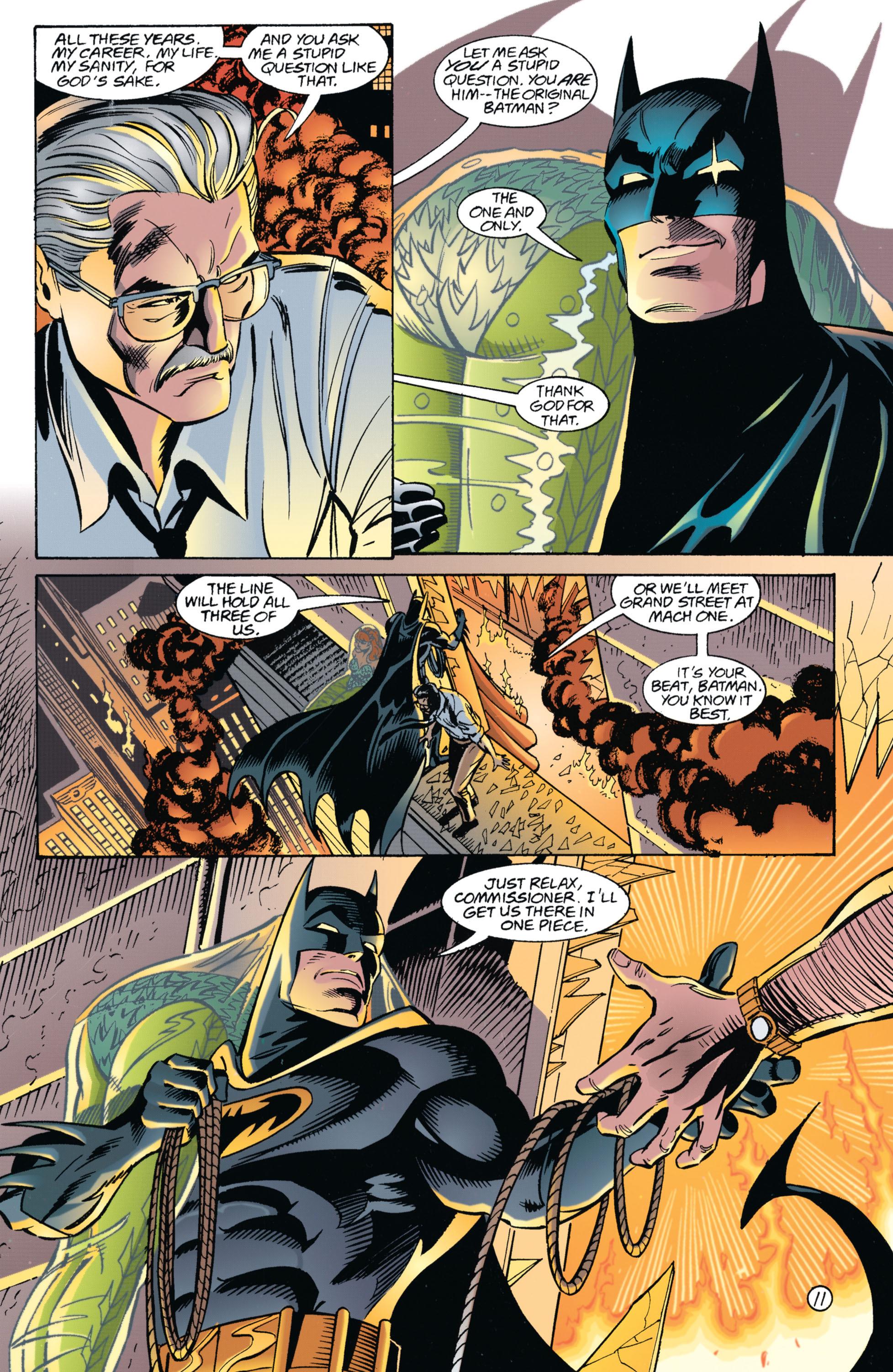 Detective Comics (1937) 696 Page 11
