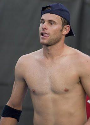 Andy roddick sexy