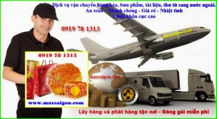 Dịch vụ vận chuyển hàng bánh trung thu sang nước ngoài Đảm bảo và giá rẻ