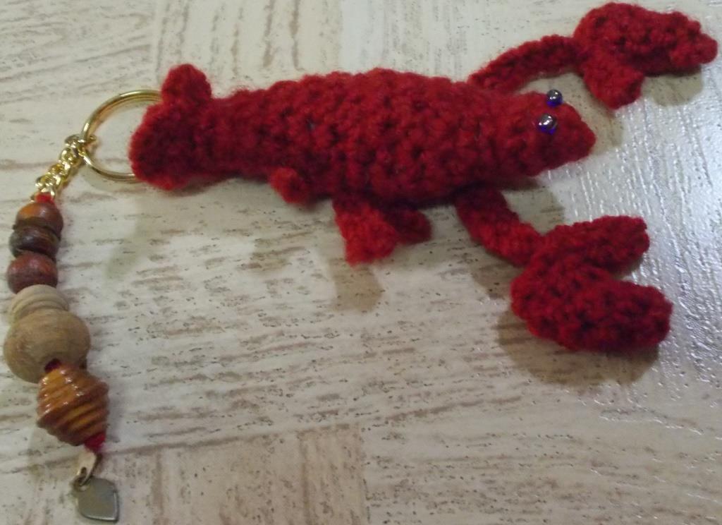 Red Lobster - Amigurumi - Seafood - Ocean theme Crochet pattern by ... | 744x1024