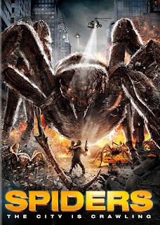 Spiders (2013) ฝูงแมงมุมยักษ์ถล่มโลก