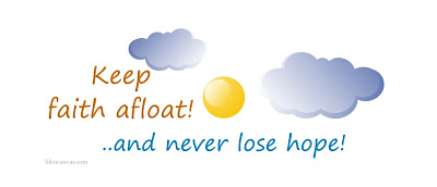 keep faith afloat