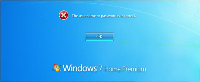 How to bypass Windows 7 logon password