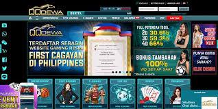 QQDEWA Situs Judi Bola Online Terpercaya Uang Asli Indonesia