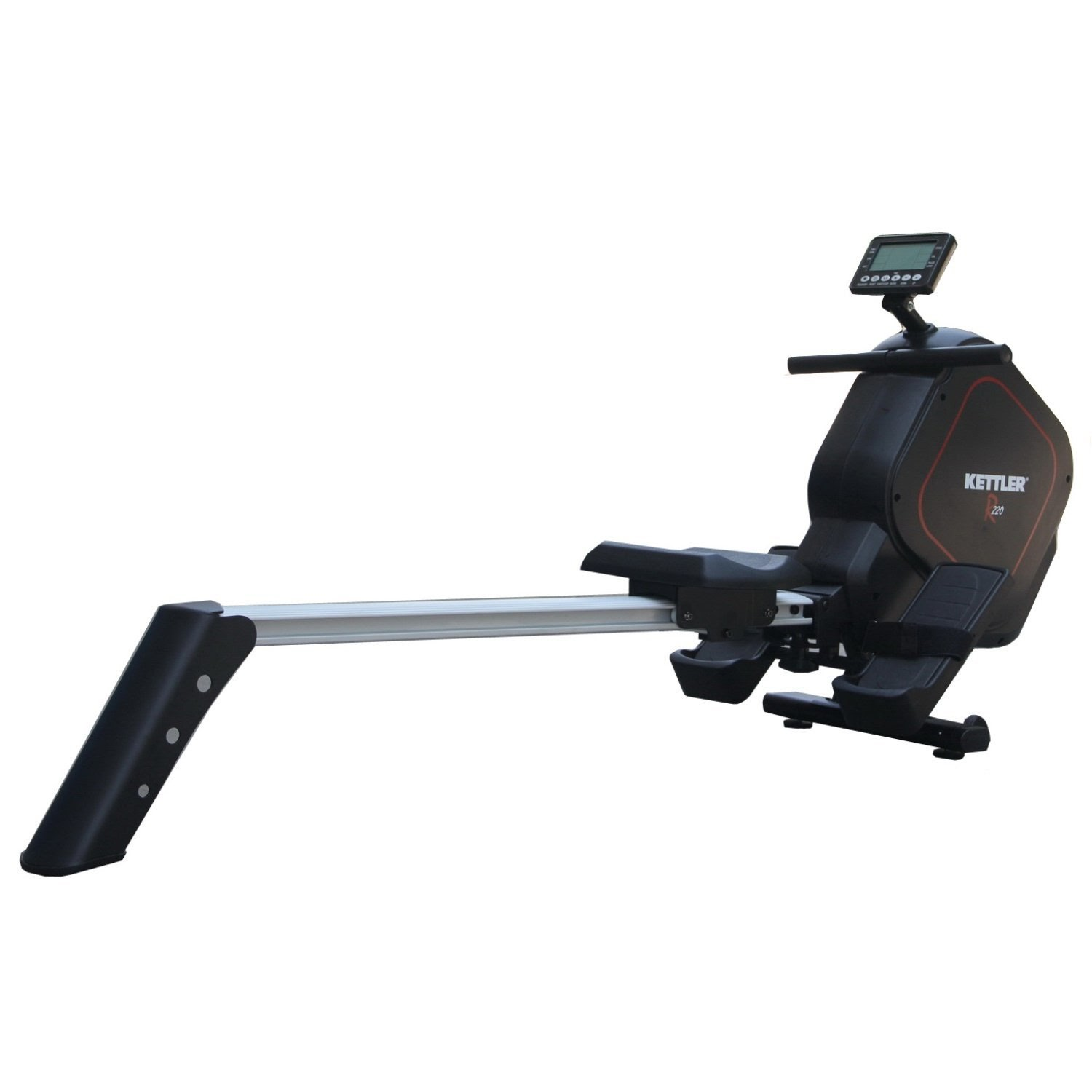 Kettler Fitness Health And Fitness Den Kettler R220 Programmable Magnetic Rower
