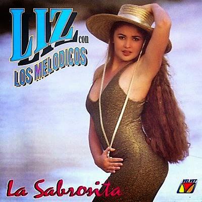 LA SABROSITA - LIZ CON LOS MELODICOS (1994) [Musica Latina]