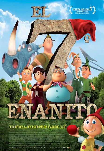 El Séptimo Enanito [2014] [DVD5]