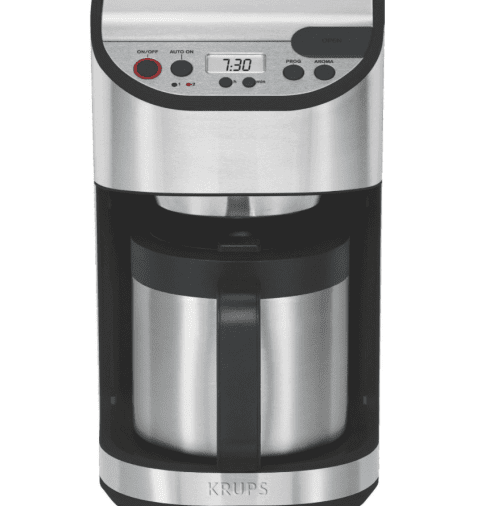 12 Best Coffee Maker With Grinder And Thermal Carafe