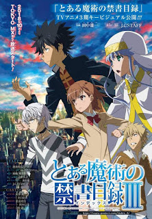 Toaru Majutsu no Index Season 3 Subtitle Indonesia