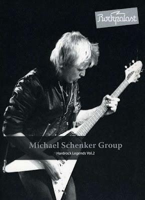 """Το video με την live απόδοση του τραγουδιού των M.S.G. """"Doctor Doctor"""" από το album """"Rockpalast - Hardrock Legends Vol. 2: Live 1981"""""""