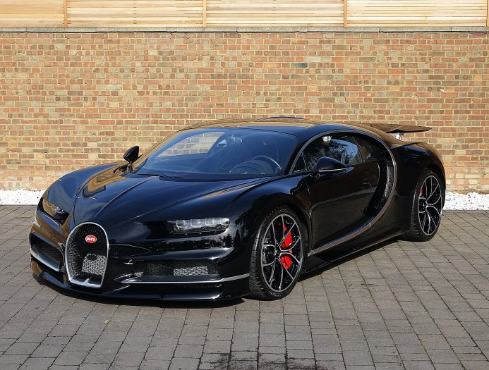 Freshly-Delivered Bugatti Chiron For Sale In The UK - car news