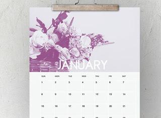 Calendario Appunti Da Stampare.20 Calendari 2019 Bellissimi Da Stampare Da Muro E Pareti