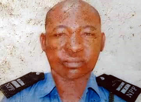 Train Kills Police Inspector Working For IGP Team In Lagos