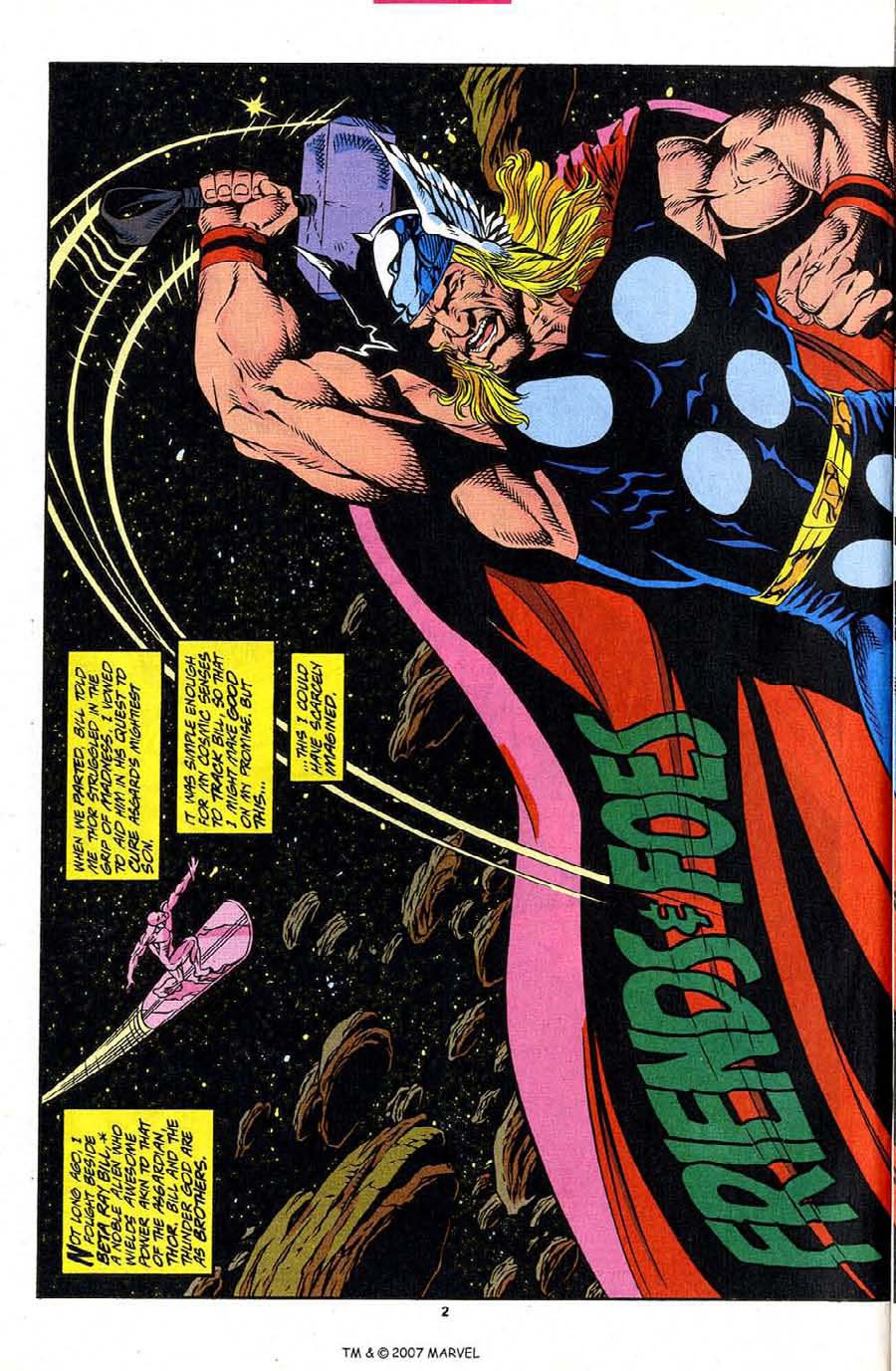 Read online Silver Surfer (1987) comic -  Issue #86 - 4