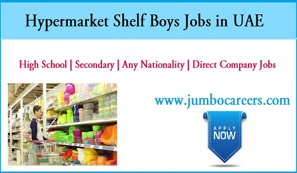 Current vacancies in UAE, Recent job openings in UAE,