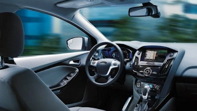 2018 FORD CONCENTRATE INTERIOR