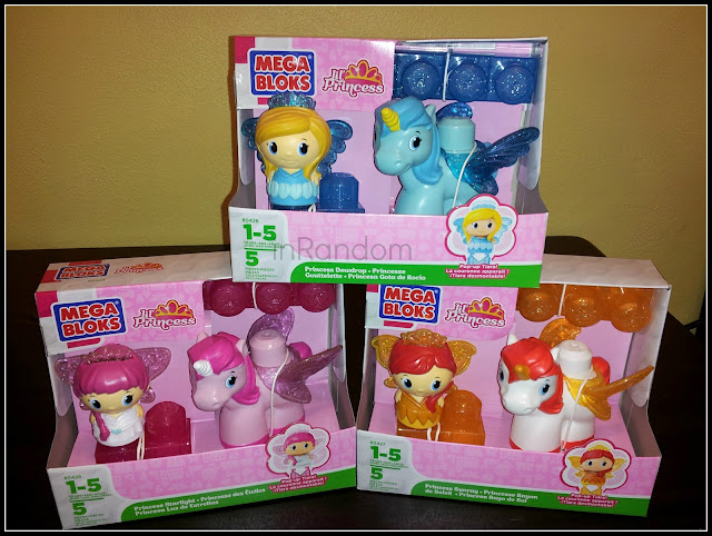 MegaBloks Princess Pony