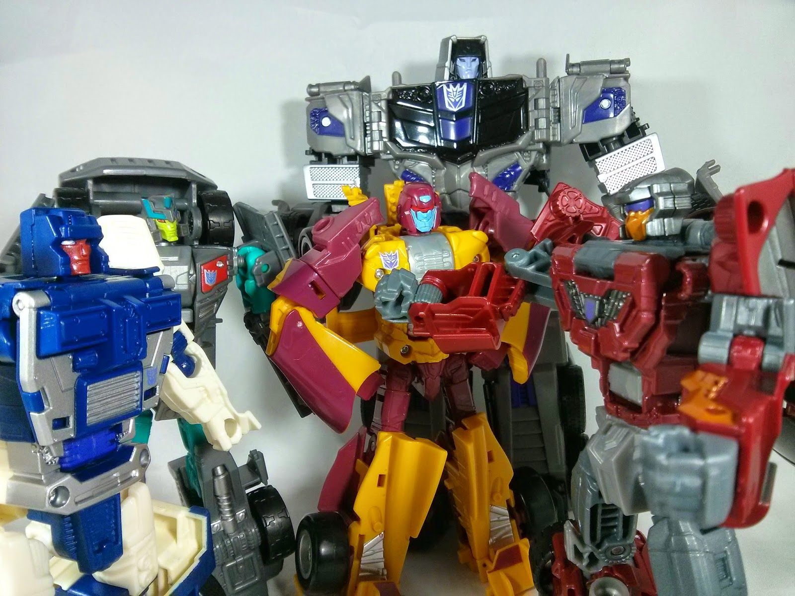 The Stunticon group