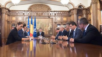consultari brexit, iohannis consultari brexit, Brexit, Dacian Cioloș, Európai Unió, Klaus Iohannis, Románia,