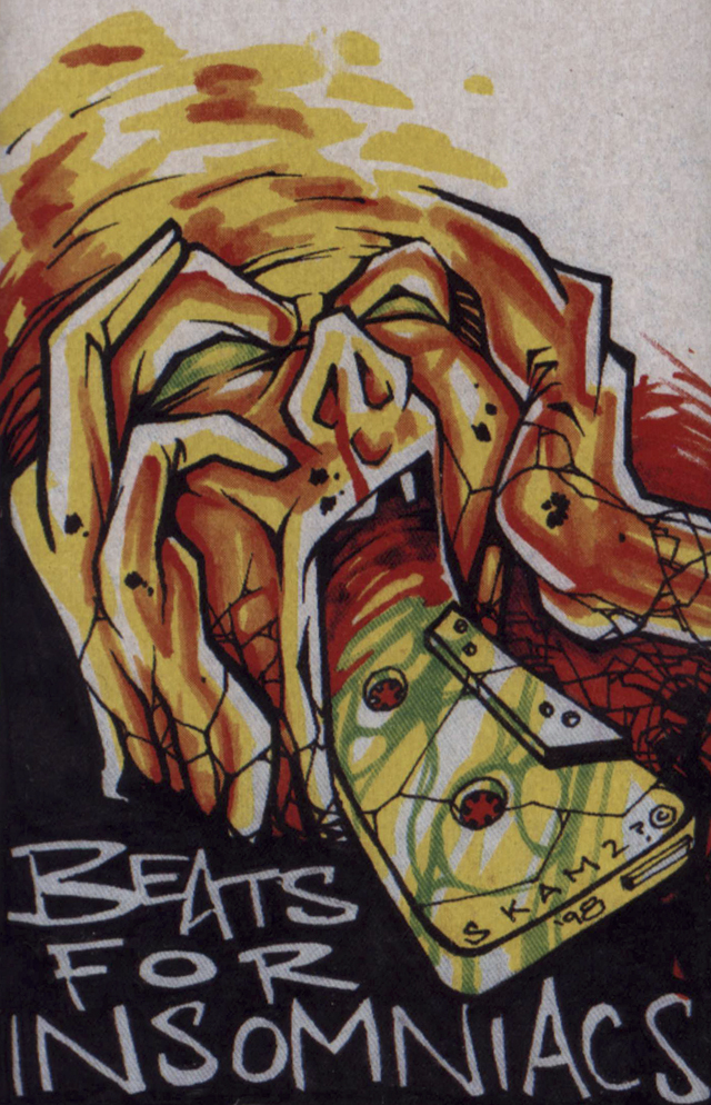 DL Presents Eddie Ill & Dr. Bekay Beats For Insomniacs Cassette 1998