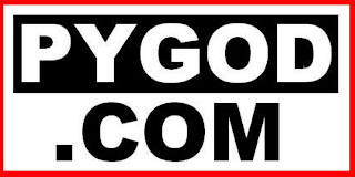 PYGOD.COM  Because everybody needs a T-shirt.