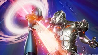 Marvel vs Capcom Infinite Mega Man X Wallpaper
