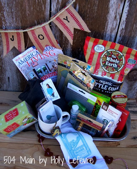 wish list gift basket by 504 main