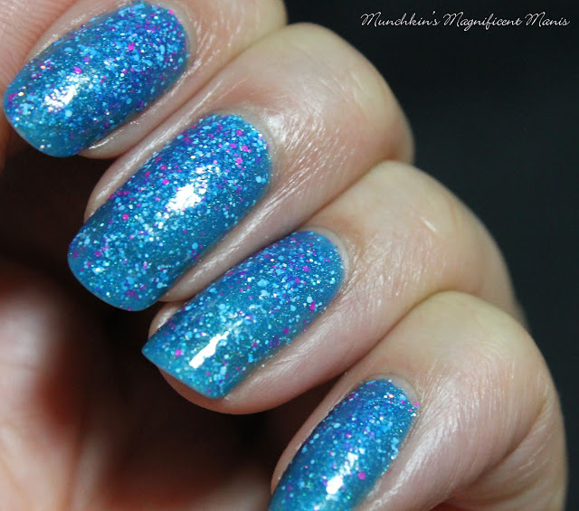Glam Polish Experiment 626 Collection- Stitch to the Rescue