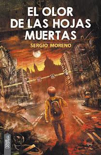 """""""El olor de las hojas muertas"""" de Sergio Moreno"""
