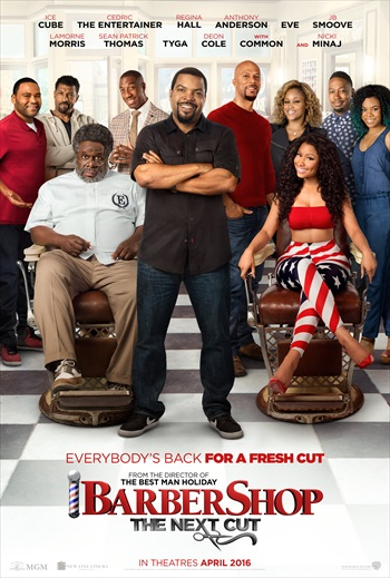 Barbershop The Next Cut 2016 English Movie Download