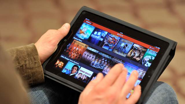 Top 5 iPad Movie Streaming Applications