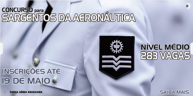 Concurso Sargento da Aeronáutica (CFS)