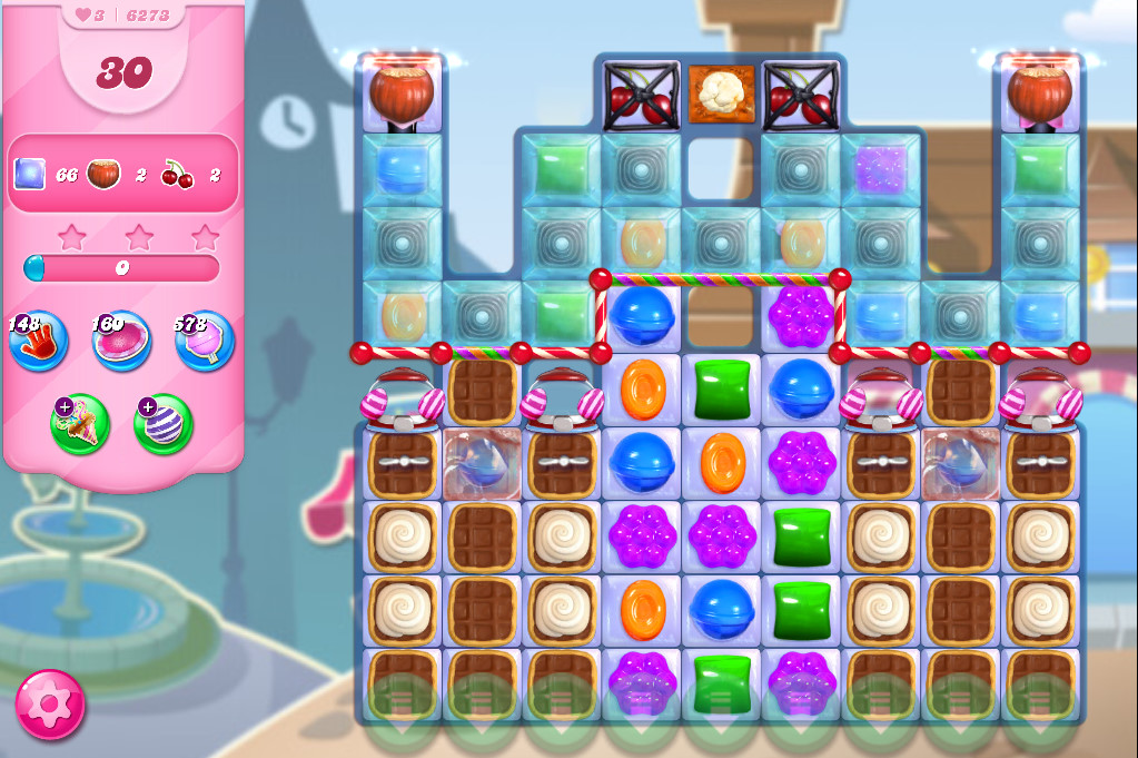 Candy Crush Saga level 6273