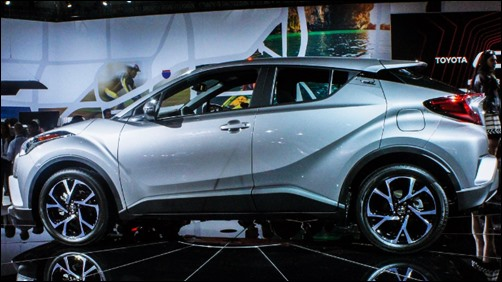2018 Toyota C-HR Concept Canada