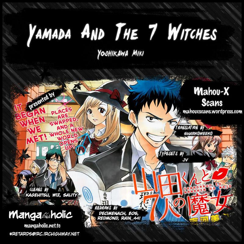 Yamada-kun to 7-nin no Majo 63