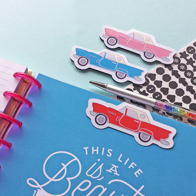 Print & Cut Magnetic Bookmarks Tutorial by Janet Packer https://craftingquine.blogspot.co.uk for GraphtecGB/Silhouette UK using Silhouette printable Magnet Sheets. #Bookmark #magnetic #printable #Silhouette