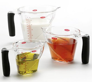 This 3-piece OXO Angled Measuring Cups Set is a great gift idea.