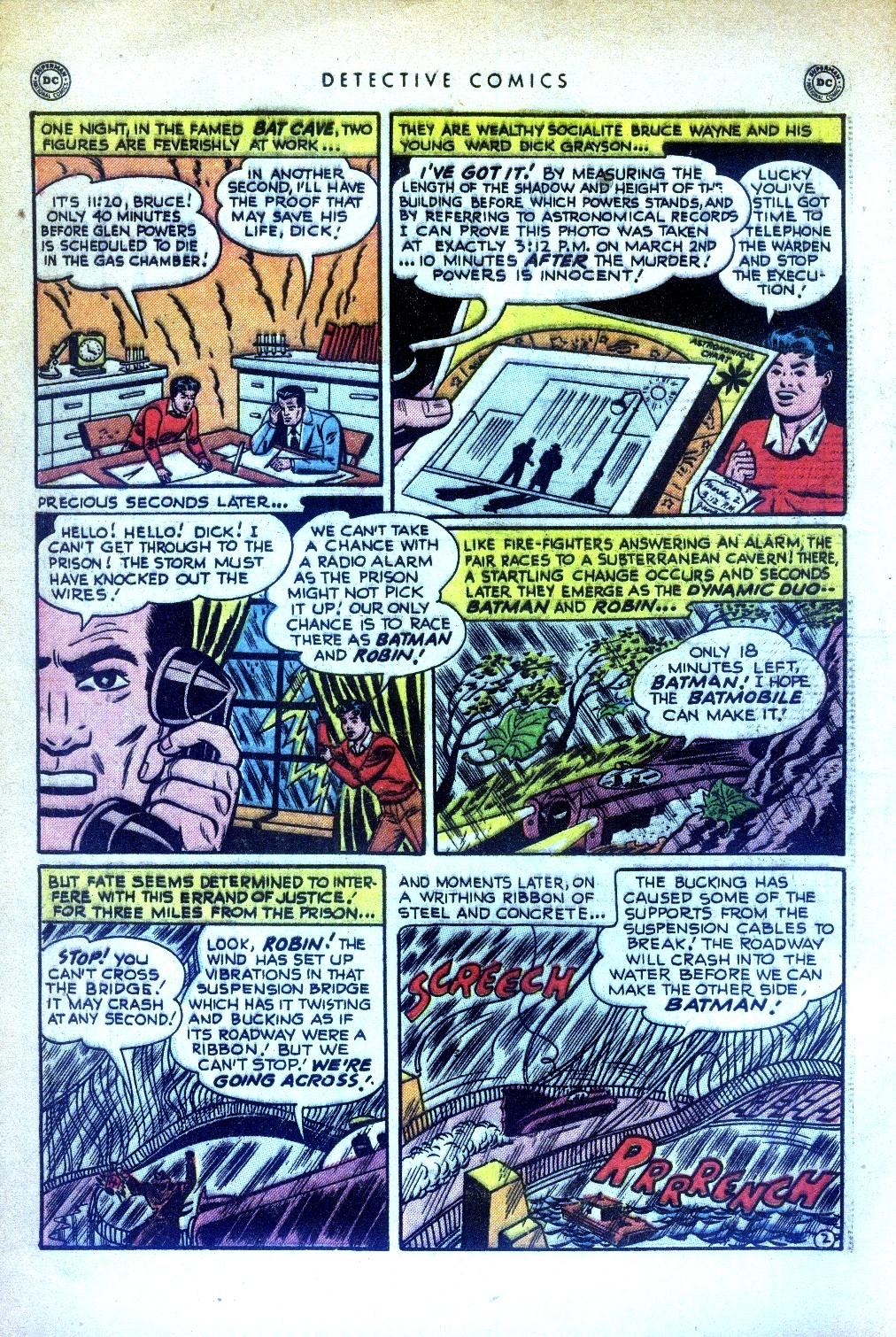 Read online Detective Comics (1937) comic -  Issue #169 - 4