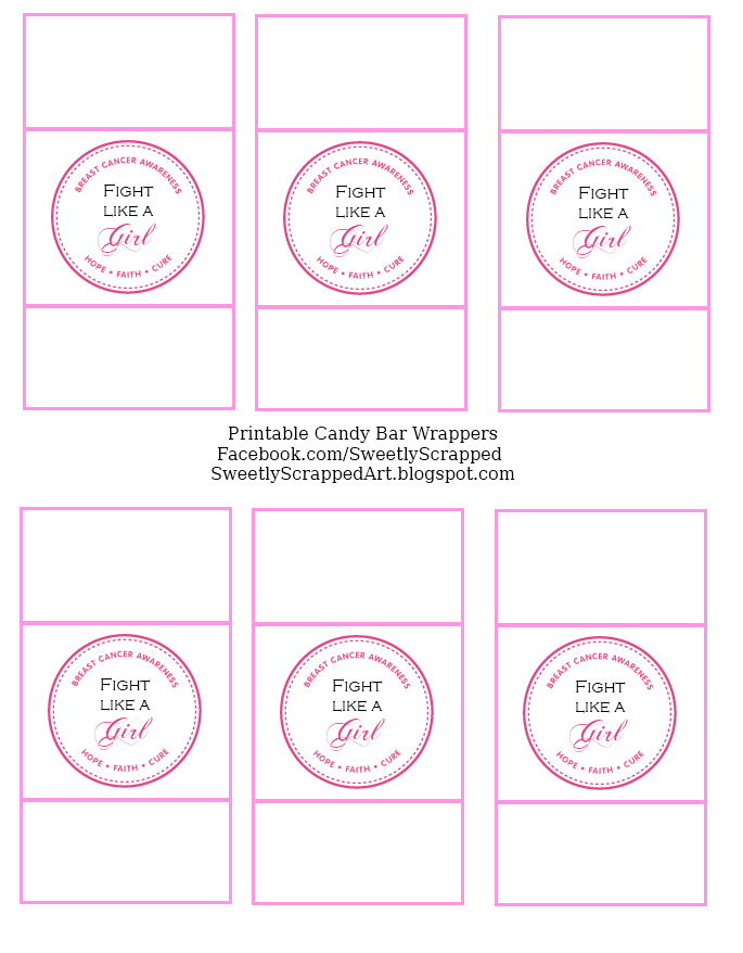 Fan image pertaining to free printable candy bar wrappers templates