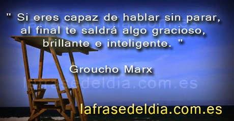 Frases de Humor – Groucho Marx