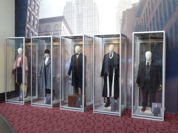Fantastic Beasts Where to Find Them film costumes