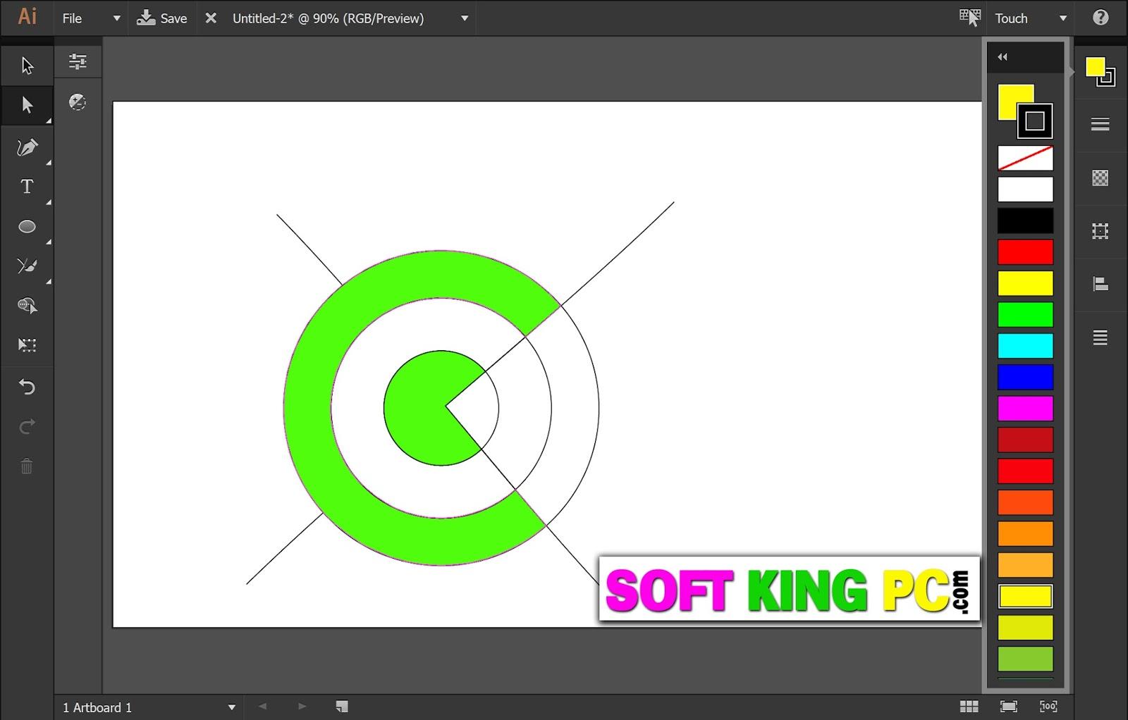 Adobe Illustrator CC 2018 Latest Version Download - SOFT KING PC - Download New Software 2019