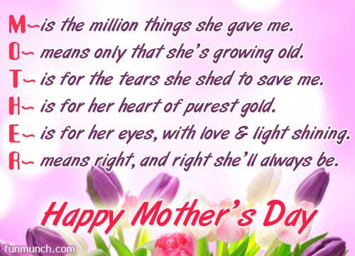 {Top 80*} Mothers Day Wishes: Happy Mother's Day Wishes ...