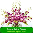 Deluxe Table Flowers